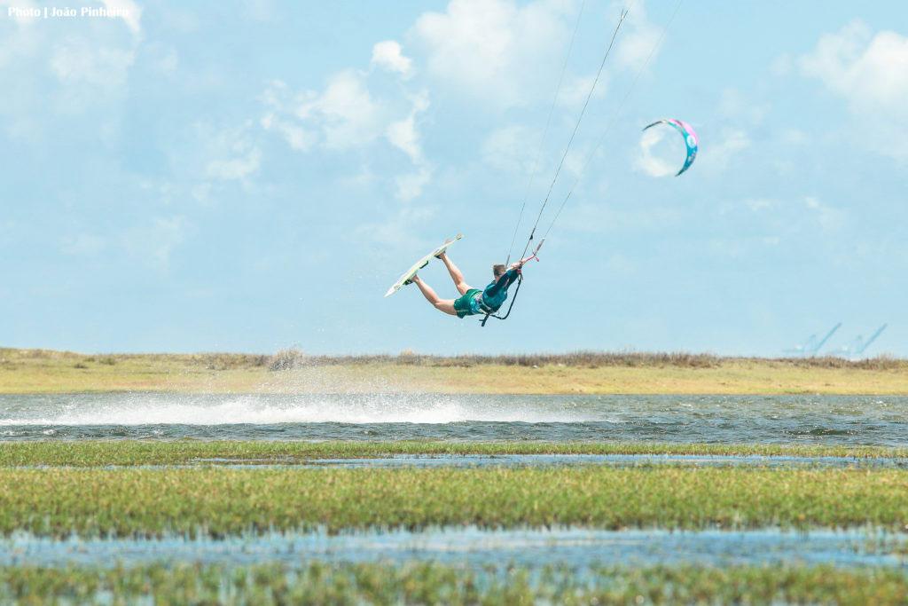 Kiting i Brasil 2017