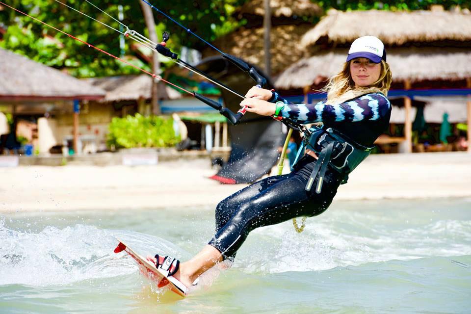 Kiting i Phuket