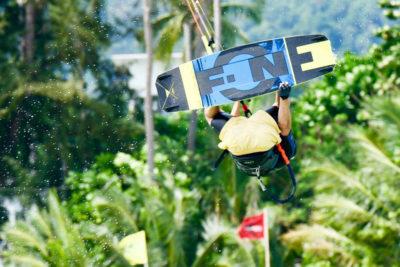 Kiting i Phuket, Thailand