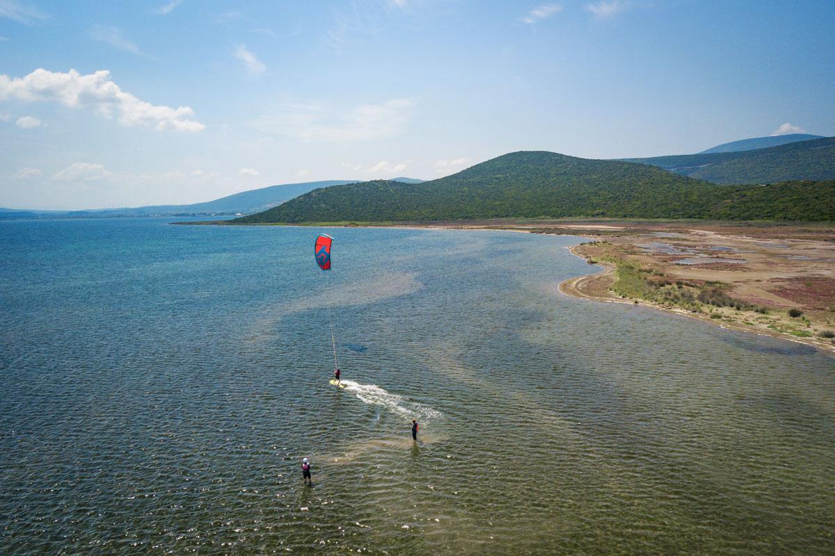 Kiting i Tyrkia