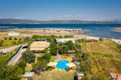 Campsite i Gülbahce