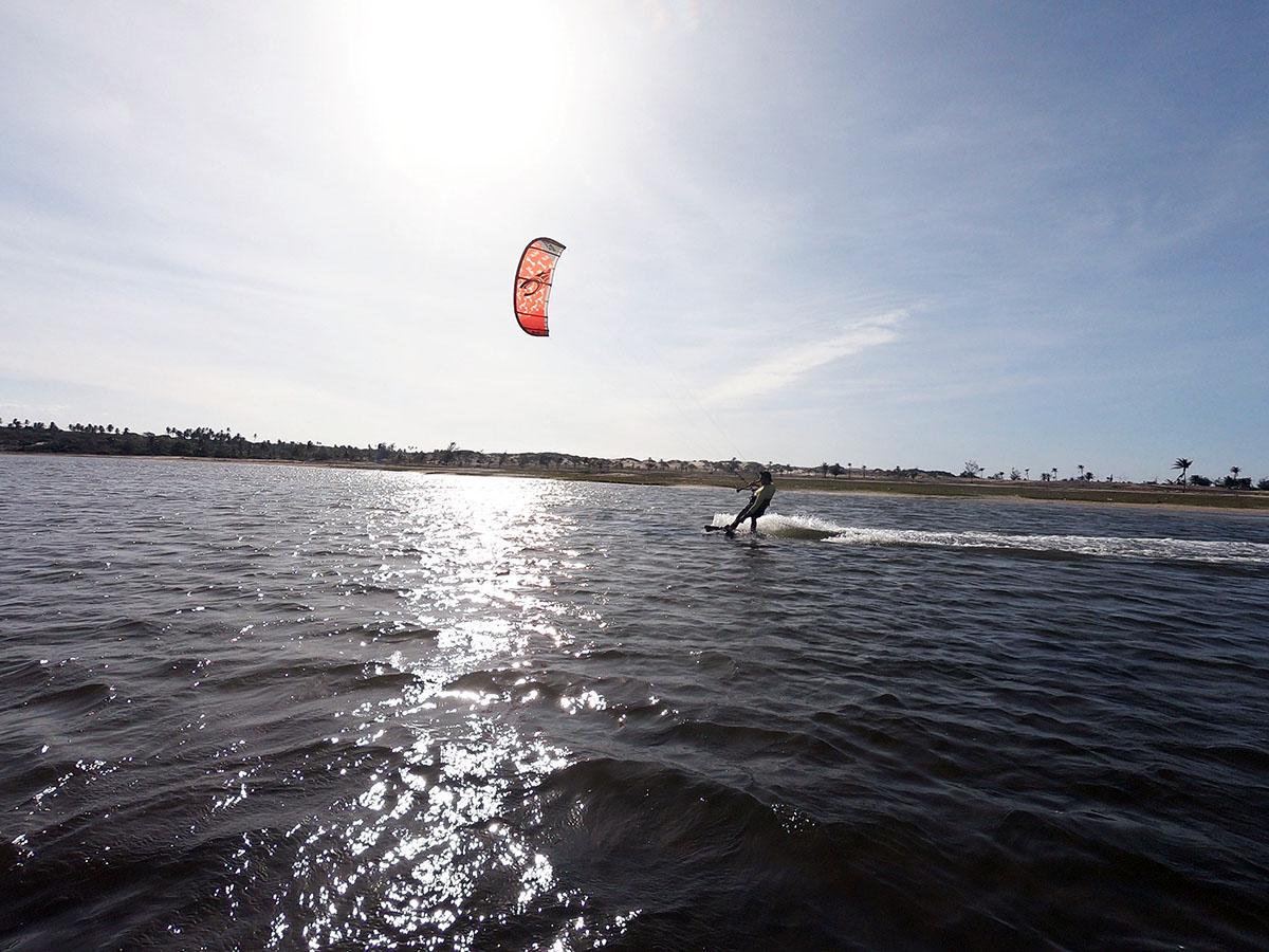 Kiting i Brasil