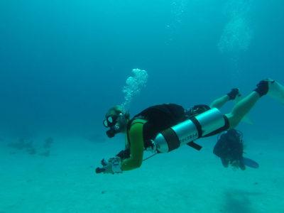 Dykking utenfor Egypt
