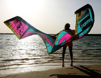 Kiting utenfor Egypt